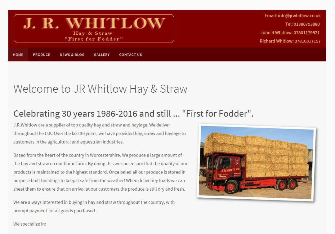 JR Whitlow