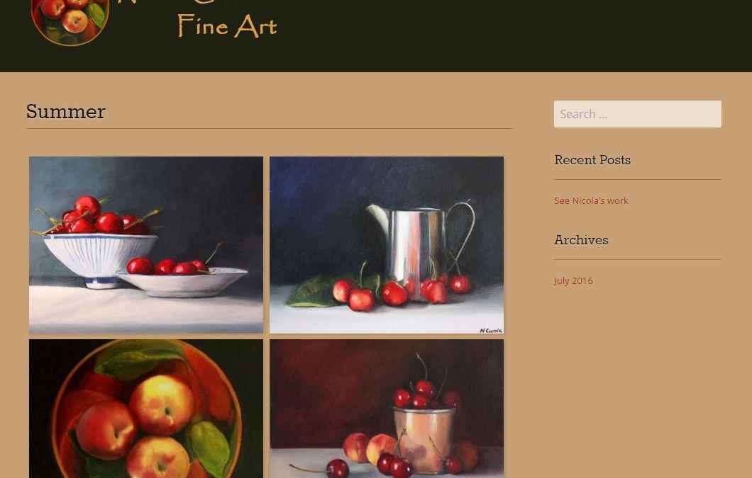 Nicola Currie Fine Art