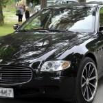 Jari Kurri ja Maserati