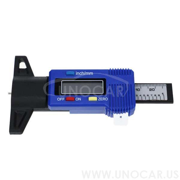 digital tire depth gauge