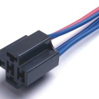 5pin relay socket