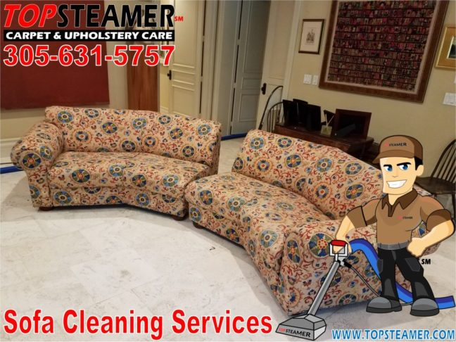 Sofa Cleaner Coral Gables