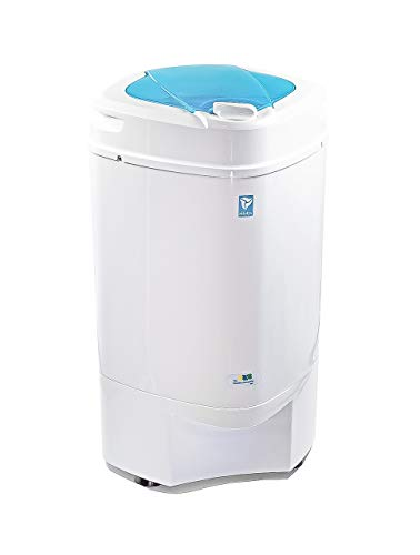 The Laundry Alternative - Ninja Portable Mini 3200 RPM Centrifugal Spin Clothes Dryer with High-Tech Suspension System - 3 Year Warranty
