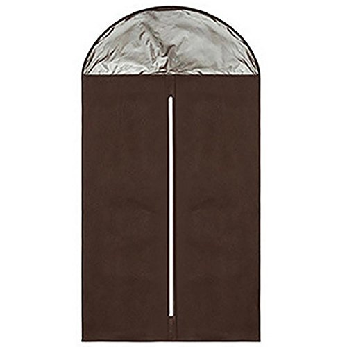 Shuohu Home Clothes Storage Dustproof Cover Protector Bag for Garment Suit Dress Coat