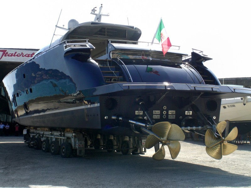 Top System TS 120 Italcraft