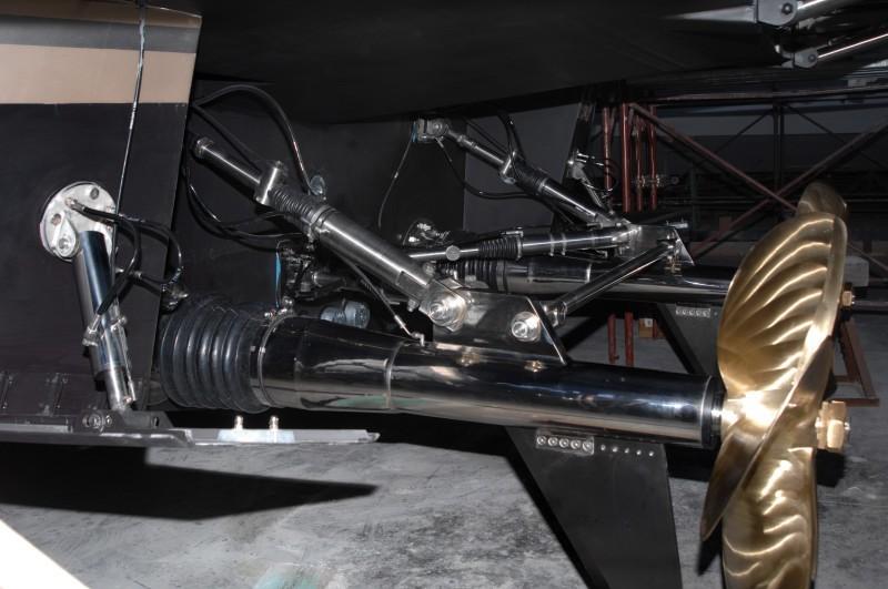 Trasmissioni ad eliche di superficie TS 85 Surface Drive