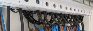 verdeelbord elektriciteit kablering
