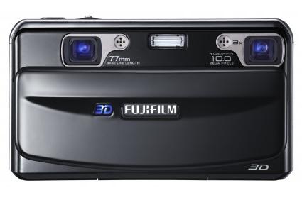Fujifilm y su nueva cámara en 3D