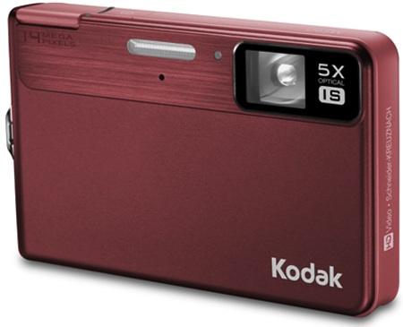 Nueva cámara Kodak EasyShare M590