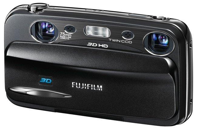 La cámara 3D de Fujifilm