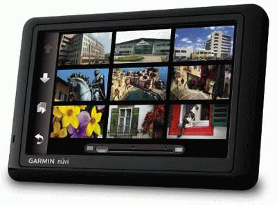 Nuevo GPS Garmin con TV