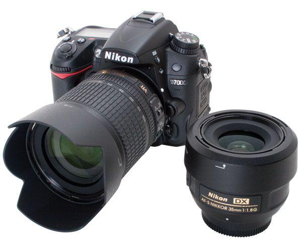 Video de la Nikon D7000
