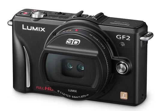 Fotografía, la nueva Lumix DMC-GF2