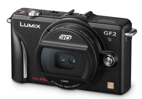 Lumix DMC-GF2 tecnologia camaras