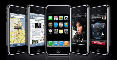 Telefonía-iPhone