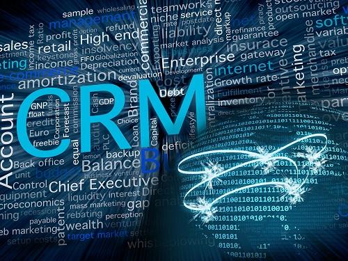 Un CRM, un software de gestión