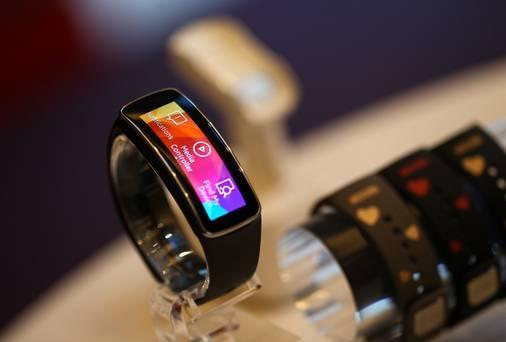 Conoce la Nueva Samsung Galaxy Gear Fit Para Deportista