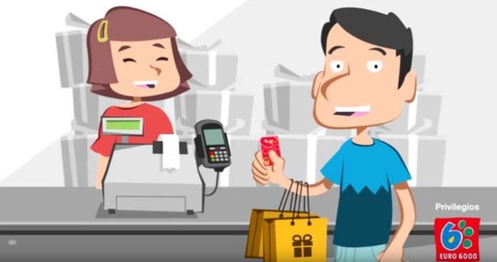 EURO 6000 quiere que pagues con tu tarjeta de crédito