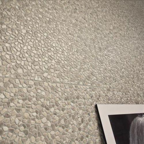 keramische reliëf tegels in 3d