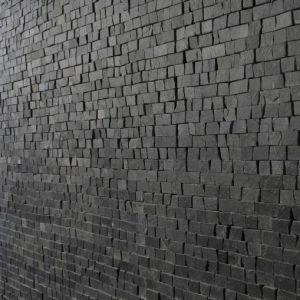 natuursteen tegels in gekapte leisteen