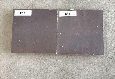 Zelliges in lila in formaat 10x10cm