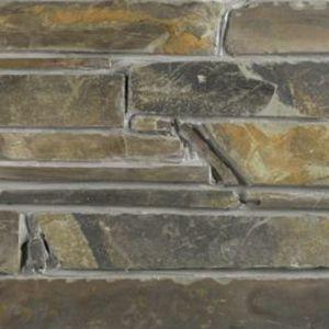 natuursteen stapelstenen in mix beige en bruin. Dit zijn stenen om te stapelen.