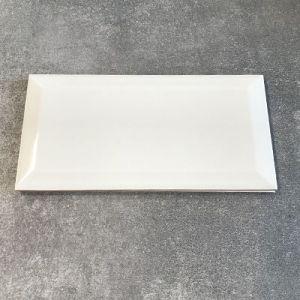 Metrotegel Licht grijs in 10x20cm te koop in Ieper.