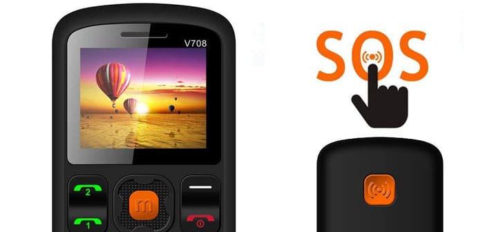 easyfone prime a1 3g unlocked senior flip cell phone
