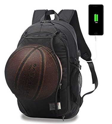 Best Basketball Backpacks With Ball Compartment of 2019 - Top Ten  Collections 8b522dd17c197