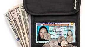 Best Neck Passport Holder