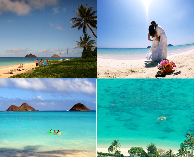 Lanikai Beach, Hawaii:
