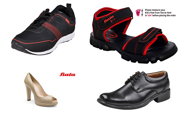 top ten shoe brands in india