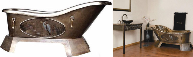top Most Expensive Bathtubs
