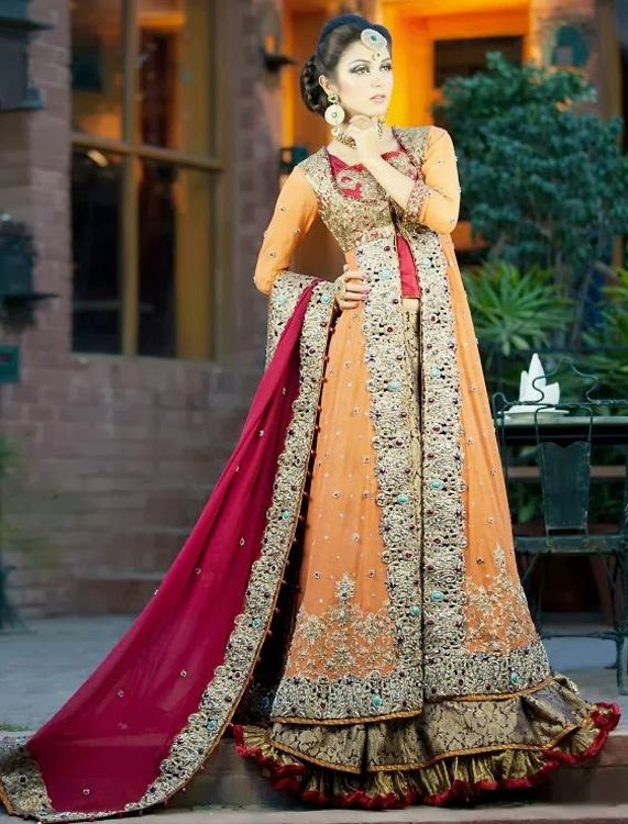 Top Ten lehenga Designs