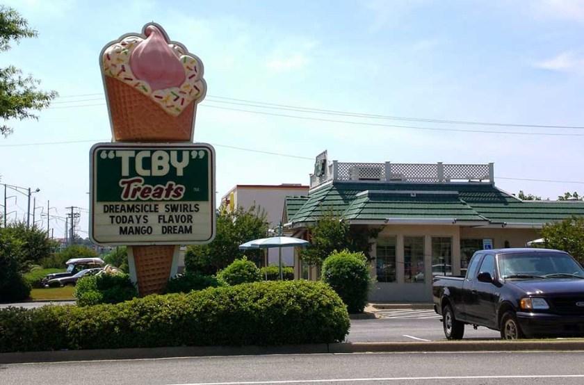 Top Ten Ice Cream Parlors in the World