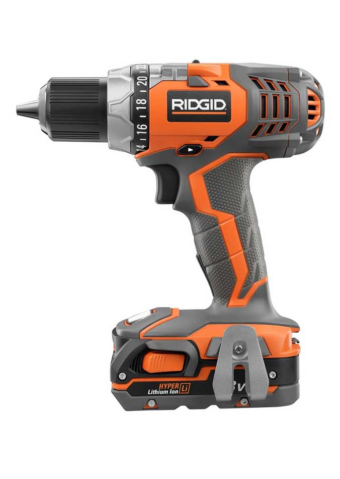 Review of Top Ten Best Cordless Drills in the World
