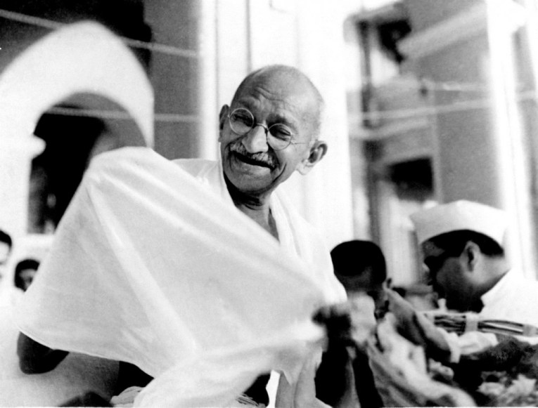 Mahatma_Gandhi_the most famous people in the world