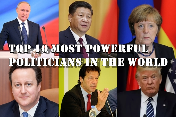 most powerful politicians