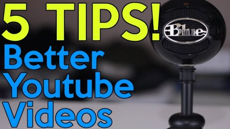 Better YouTube Videos