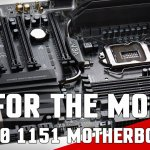Best 1151 Z170 Skylake Gaming Motherboards for the Money 2017