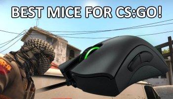 Mice fo CSGO Counterstrike