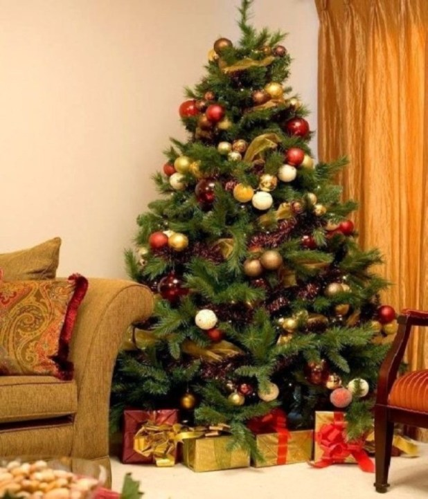 christmas tree decorating ideas (15)