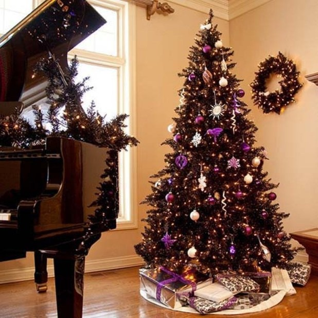 christmas tree decorating ideas (2)