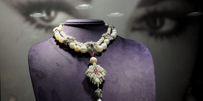 """La Peregrina"", a Cartier pearl, diamond"