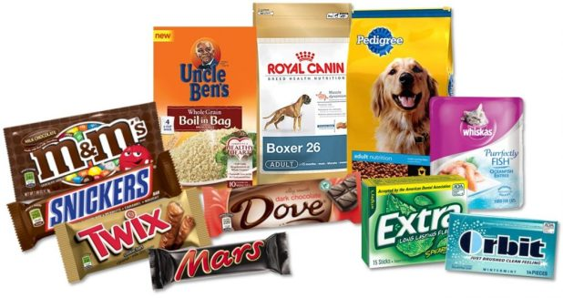 Mars white label food products