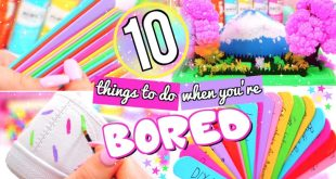Top 10 Best Things to Do When Bored at Home