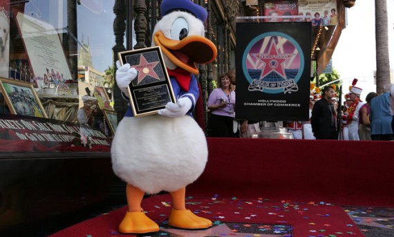 donald-duck-walk-of-fame
