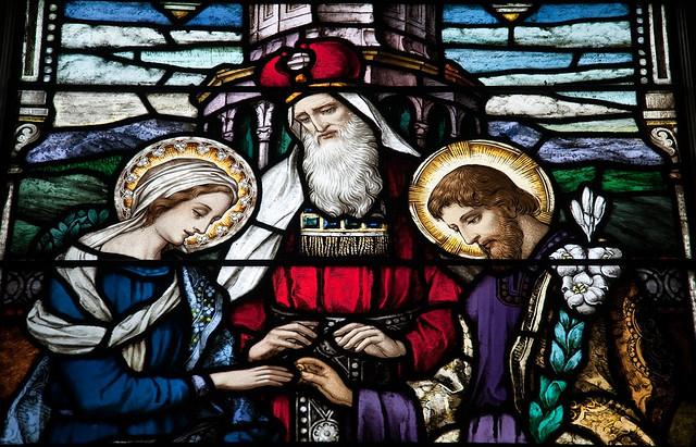 Joseph and Mary's Wedding
