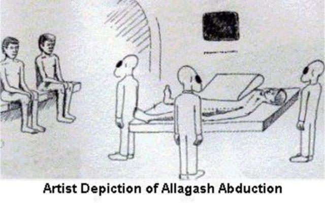 Allagash-ufo
