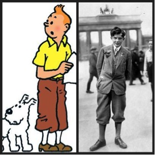 tintin-cartoons